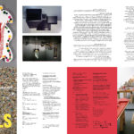 Official flyer for the exhibition 'Mike Kelley. Educational Complex Onwards 1995-2008', 2008. Wiels, Brussels.