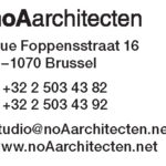 noA Arhitecten, logo